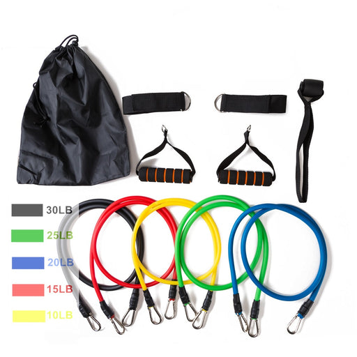 Resistance Band Set [FREE SHIPPING]