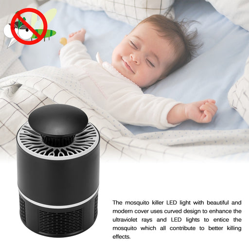 Anti Mosquito Lamp - USB Mosquito Killer Lamp [FREE SHIPPING]