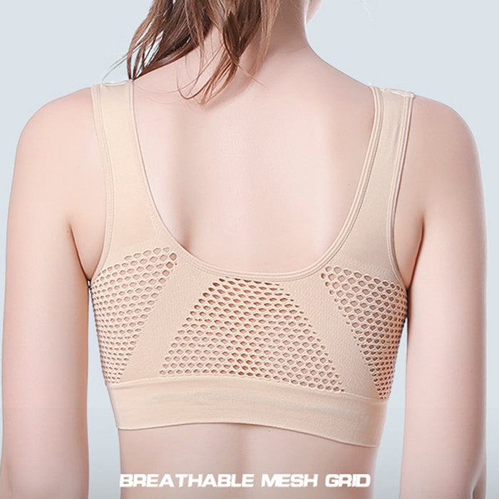 Breathable Comfortable Air Bra