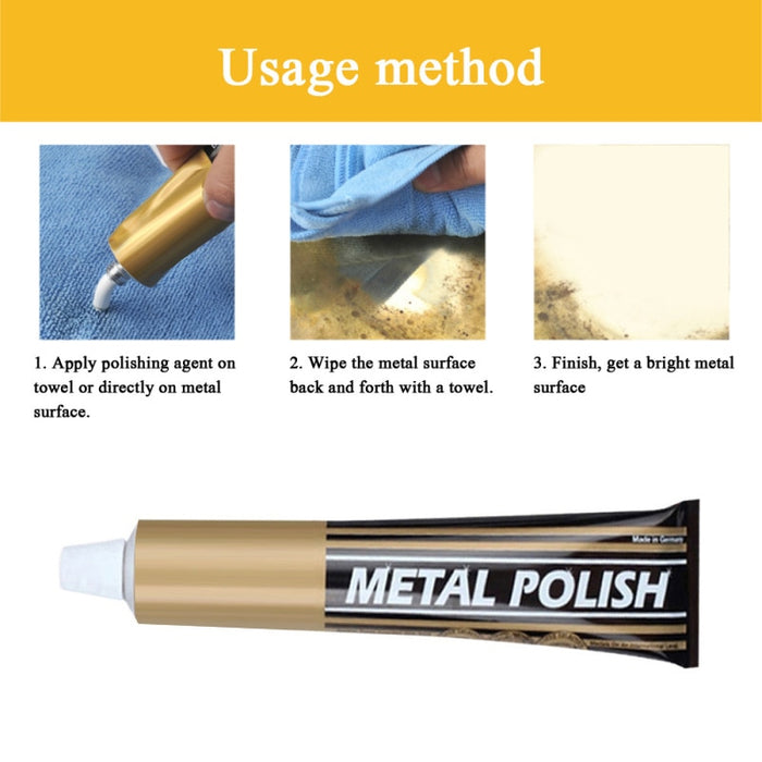 Ultimate Metal Polish Cream(50gr)