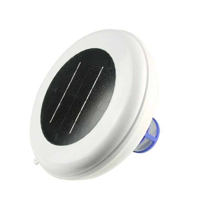 Solar Pool-Ionizer Portable Purifier