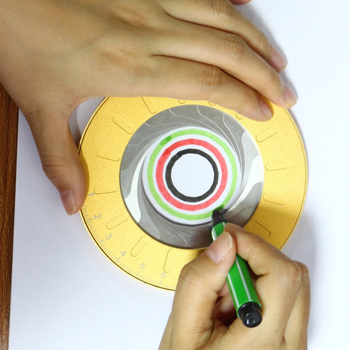 Creative Drawing Tool Circles