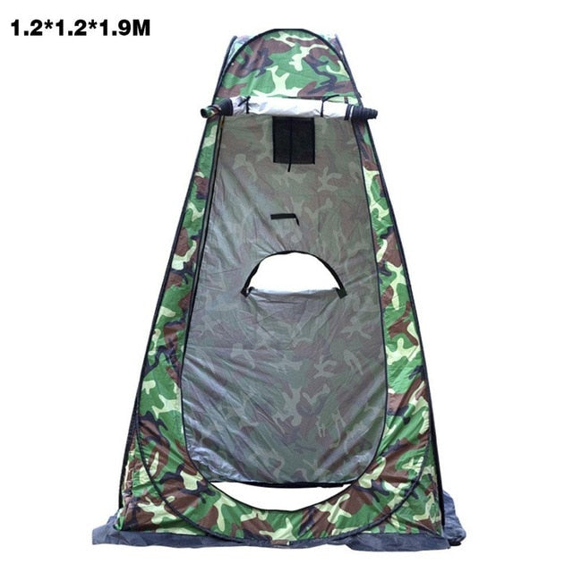 Portable Outdoor Shower Tent