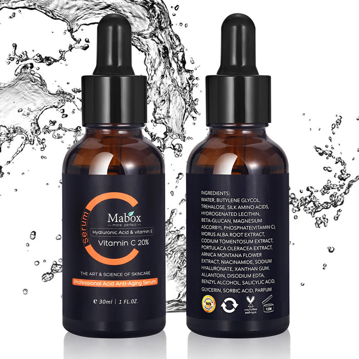 Mabox Organic UnBlemished Vitamin C Concentrate