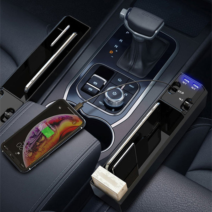 Car Charger Storage Box
