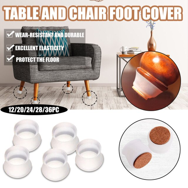 Felt Table and Chair Protective Cover