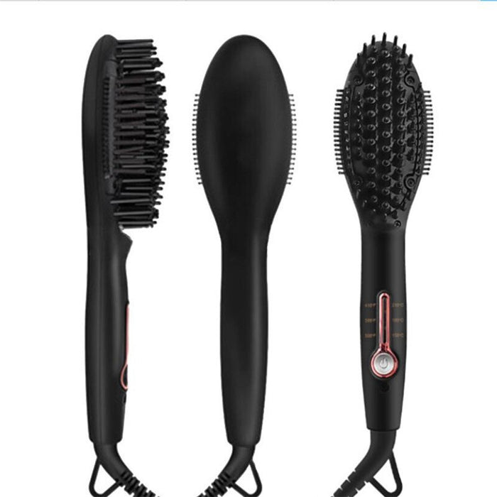 Hair Straightener Brush[Free Shipping]