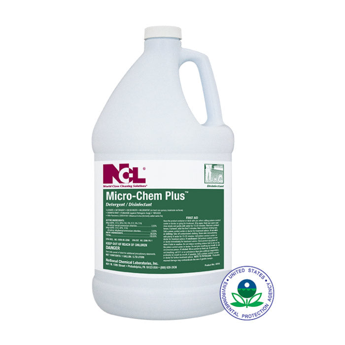 MICRO-CHEM PLUS™ Disinfectant Detergent
