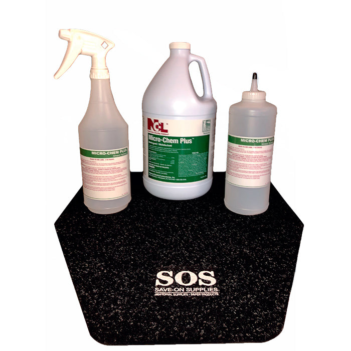 Micro-Chem Plus Entry Mat Disinfectant Kit