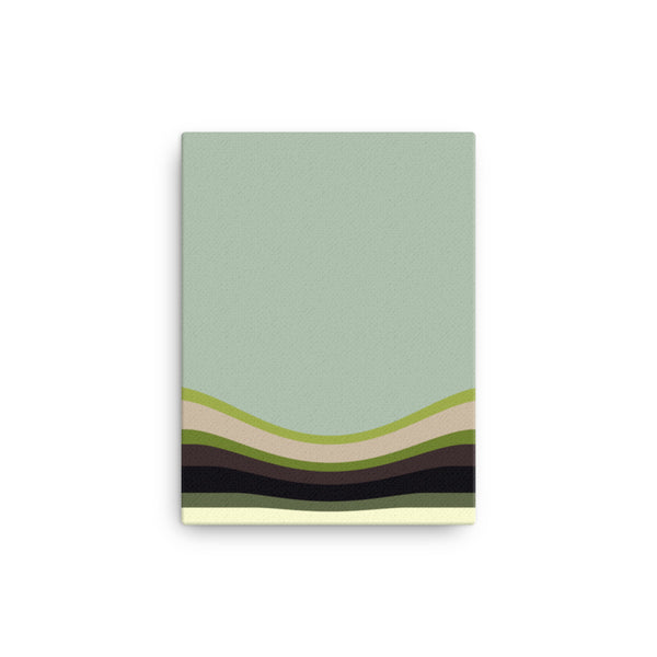 Simple Beauty Series Sage 2 Canvas