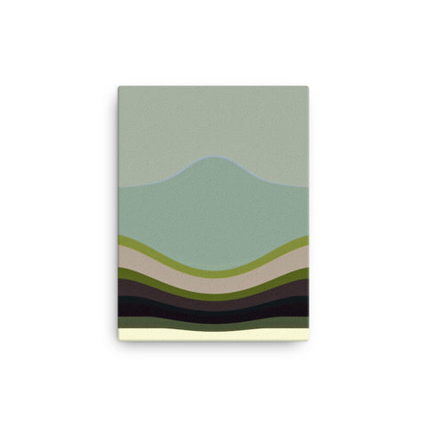 Simple Beauty Series Sage 3 Canvas