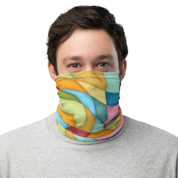 Twiste Geometric Neck Gaiter