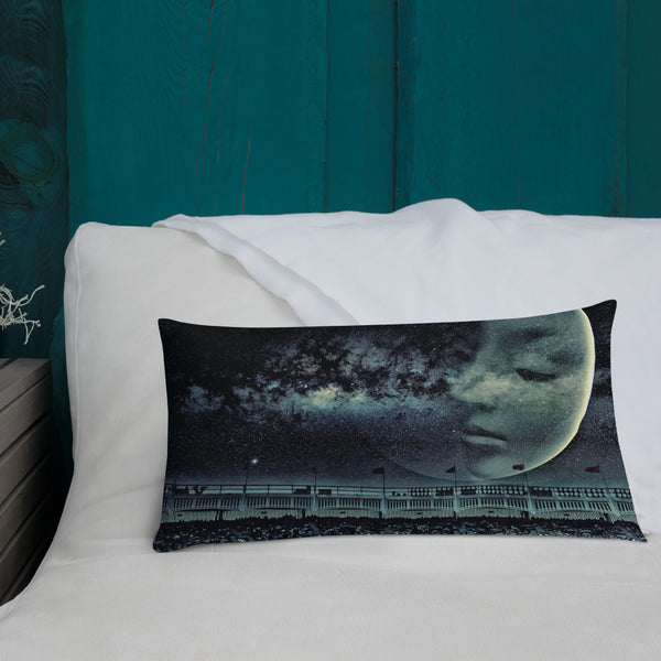 Citifield Night Fantasy Premium Pillow