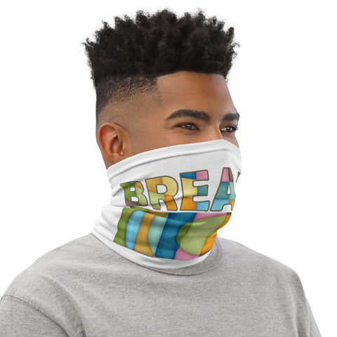 Breathe Art -- Neck Gaiter