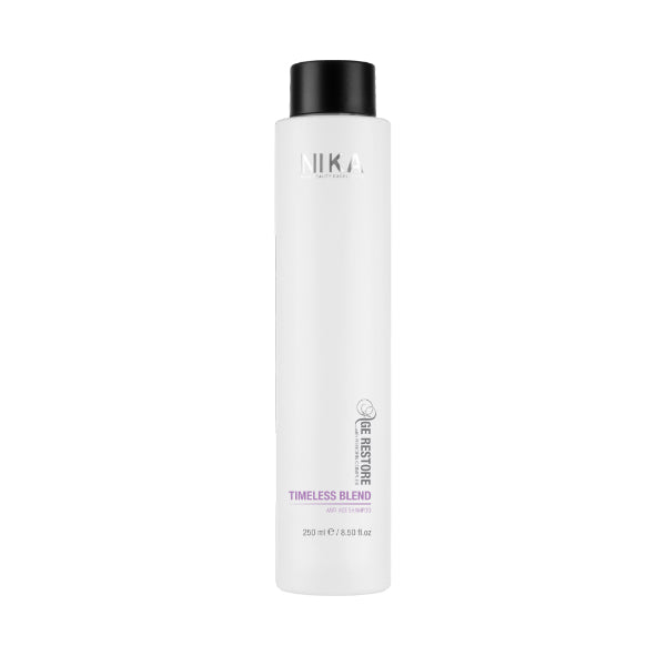Timeless Blend Anti-Aging Shampoo - Age Restore - 250 ML - CLICHAIR.CH beauty & care products
