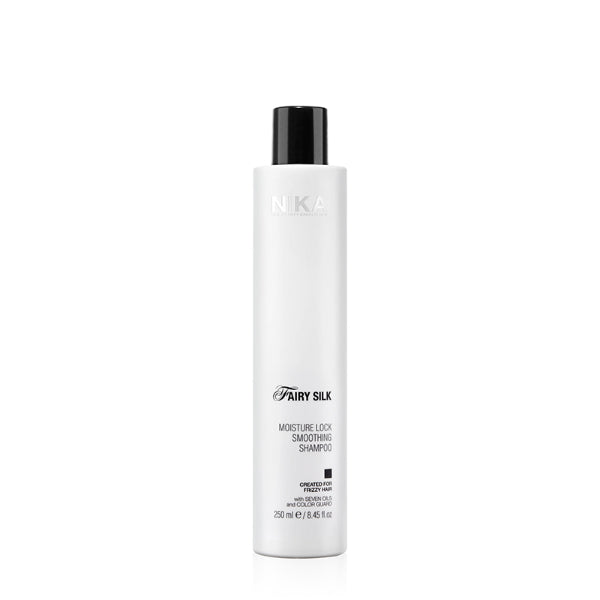 Nika Moisture Lock Smoothing Shampoo - Fairy Silk - 250 ML