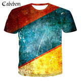 2019 New Summer Men T Shirt HD printing Tshirt Super Cool T shirt Men/Women Harajuku Street Clothing Men's Brand Shirts S-6XL