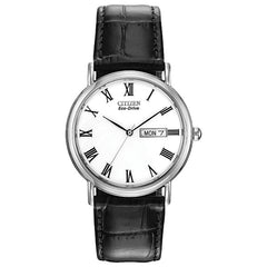 Gent's Citizen Eco-Drive Classic Stainless Steel Watch