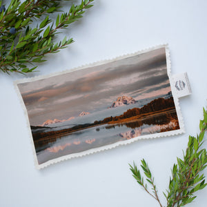 Heat Pad | The US National Parks: Grand Teton 9886 - Lemonee on the Hills