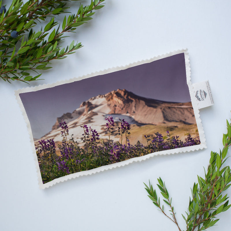Hot/Cold Microwavable Therapy Pad | The Pacific Northwest: Mt Hood 9109 - Lemonee on the Hills
