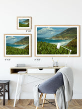 Load image into Gallery viewer, Matte Print | Les Classics: Big Sur - Lemonee on the Hills