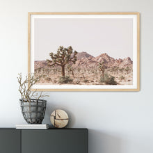 Load image into Gallery viewer, Matte Print | Dry Land: Joshua 5901 - Lemonee on the Hills