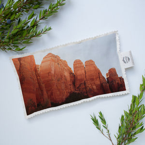 Hot/Cold Microwavable Therapy Pad | Southwest: Sedona 0784 - Lemonee on the Hills