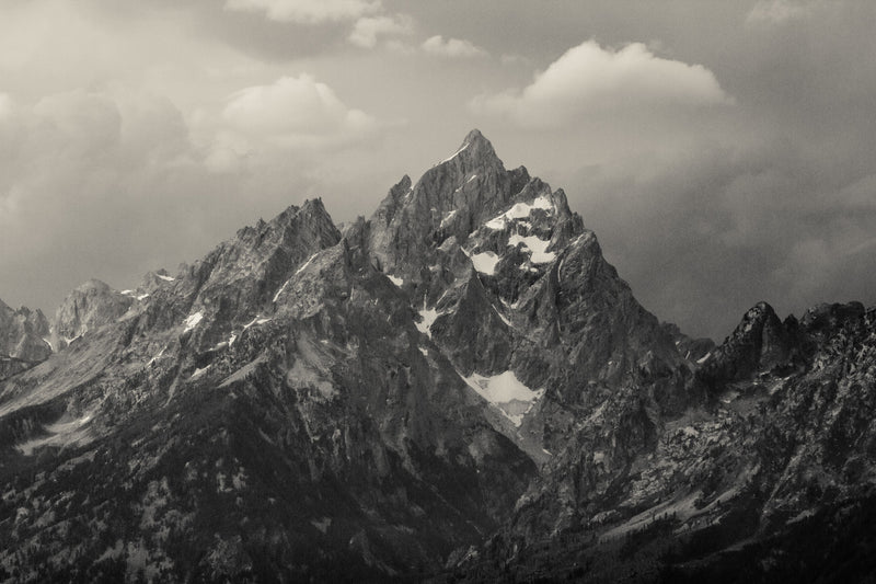 Matte Print | The US National Parks: Grand Teton 1048 - Lemonee on the Hills