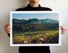 Load image into Gallery viewer, Matte Print | Les Classics: Guardsman Pass 2987 - Lemonee on the Hills