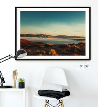 Load image into Gallery viewer, Matte Print | Les Sierras: Sierra 1394 - Lemonee on the Hills