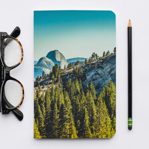 Stitched Notebook | Les Classics: Yosemite 8433 - Lemonee on the Hills