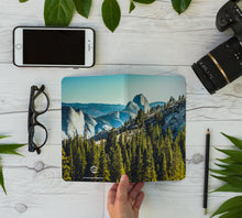 Load image into Gallery viewer, Stitched Notebook | Les Classics: Yosemite 8433 - Lemonee on the Hills