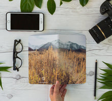 Load image into Gallery viewer, Stitched Notebook | Les Sierras: Sierras 4730 - Lemonee on the Hills
