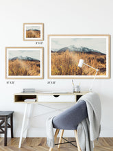 Load image into Gallery viewer, Matte Print | Les Sierras: Sierra 4730 - Lemonee on the Hills