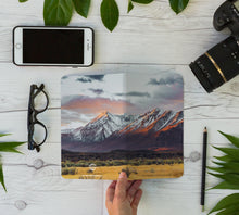 Load image into Gallery viewer, Stitched Notebook | Les Sierras: Sierras 4860 - Lemonee on the Hills