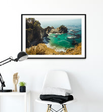 Load image into Gallery viewer, Matte Print | Les Classics: McWay Falls 0464 - Lemonee on the Hills