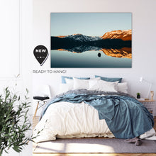 Load image into Gallery viewer, Forex Foam Print | Les Classics: Fallen Leaf Lake 2114 - Lemonee on the Hills