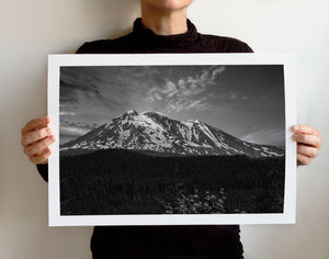 Matte Print | The Pacific Northwest: Adams 9170 - Lemonee on the Hills