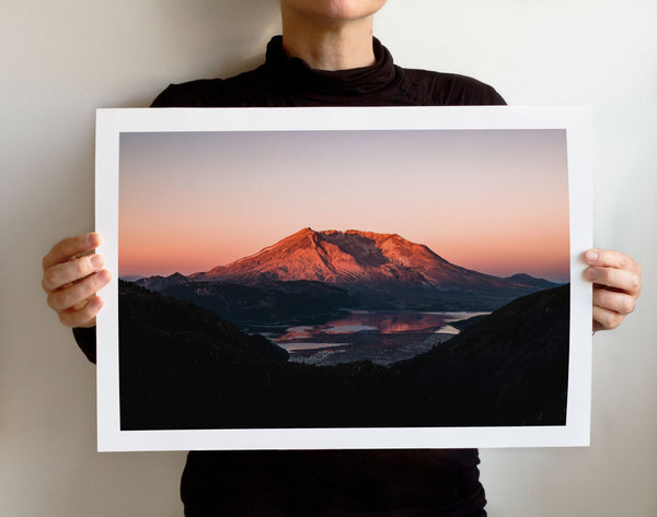 The Pacific Northwest: Mt St-Helens 9356