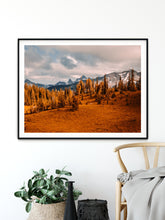 Load image into Gallery viewer, Matte Print | The US National Parks: Rainier 0307 - Lemonee on the Hills