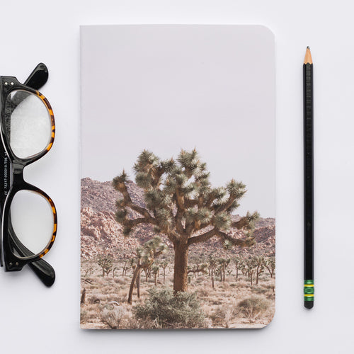 Stitched Notebook | Dry Land 5901 - Lemonee on the Hills