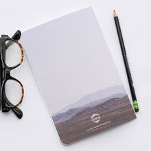 Load image into Gallery viewer, Stitched Notebook | Dry Land 5958 - Lemonee on the Hills