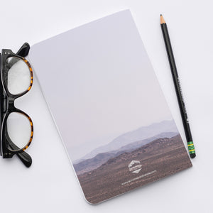 Stitched Notebook | Dry Land 5958 - Lemonee on the Hills