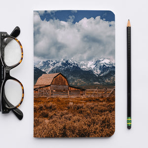 The US National Parks: Grand Teton 9904