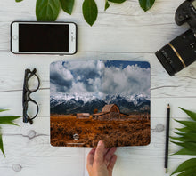 Load image into Gallery viewer, Stitched Notebook | The US National Parks: Grand Teton 9904 - Lemonee on the Hills