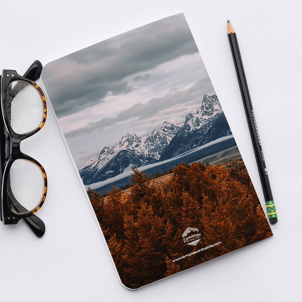 Stitched Journal of The US National Parks: Grand Teton 9893 1