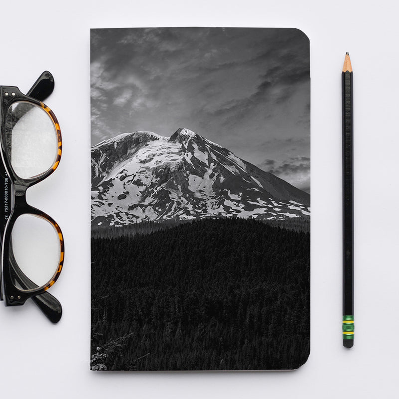 Stitched Notebook | The Pacific Northwest: Adams 9170 - Lemonee on the Hills