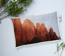 Load image into Gallery viewer, Hot/Cold Microwavable Therapy Pad | Southwest: Sedona 0784 - Lemonee on the Hills