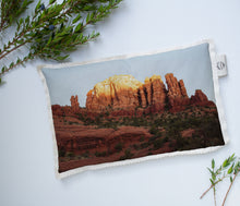 Load image into Gallery viewer, Hot/Cold Microwavable Therapy Pad | Southwest: Sedona 0898 - Lemonee on the Hills