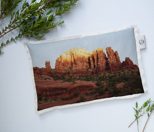 Heat Pad | Southwest: Sedona 0898 - Lemonee on the Hills